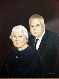 Everett Dace & Louise Crutchfield - Co-Founder